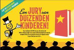 We maakten het boekje van de kinderjury 2013. Gemaakt voor het CPNB. www.patsboemeducatief.nl