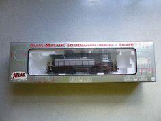 Atlas Norfolk Southern MP-15DC #2419 HO Scale Locomotive w/ Box #Atlas
