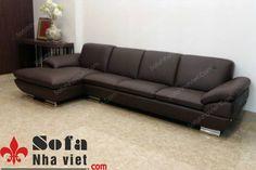 Sofa da mã 105 #sofada, #sofaphongkhach, #sofacaocap sofa Nhà Việt cung cấp sofa chất lượng tại Hà Nội