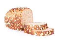 Rye, Oat and Honey Bread - such a good way to enjoy a big salad sandwich!