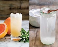 Learn how to make water kefir and say goodbye to unhealthy HFCS sodas forever! Try this easy water kefir recipe from the Wild Drinks & Cocktails book!