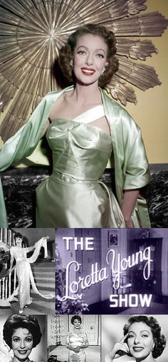 The Loretta Young Show (1953-1961, NBC)...I remember the intro to this.