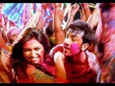 ▶ Balam Pichkari ™ Full Song (Official) HD Yeh Jawaani Hai Deewani Ft. Ranbir Kapoor, Deepika Padukone - YouTube