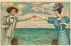 Image result for vintage australian postcards
