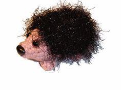Hedgehog Amigurumi Pattern DIY