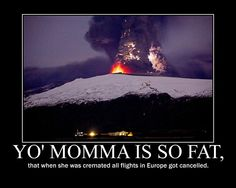 Yo Momma Is So Fat Yo Momma Jokes, All Flights, Demotivational Posters, Fat, Europe, Gallery, Nature, Movie Posters, Travel