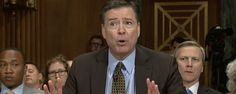 WATCH: FBI Director Comey Explains Why He Announced Clinton Emails in October
