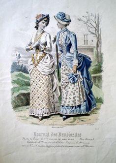 1883 Journal des Demoiselles