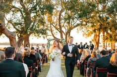 A must see Lowndes Grove wedding on our blog!