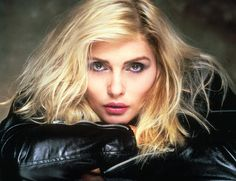 Deborah Harry-'80s punk diva and lead singer of the band Blondie     Famous Adopted People - WomansDay.com