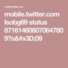 mobile.twitter.com Isobg69 status 871614608070647809?s=09