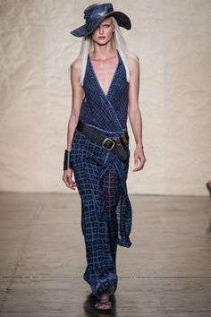 Donna Karan | Spring 2014 Ready-to-Wear Collection | Style.com