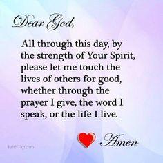 Double Amen!