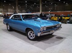 Chevelle at the Motorama 2015 www.NortheastWheelsEvents.com  the LARGE online calendar of events for the northeast