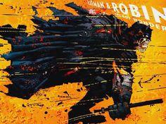 Batman by Frank Miller #tdkr