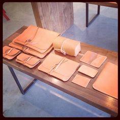 Kenton Sorenson leather age beautifully with use. https://www.facebook.com/thisisedit