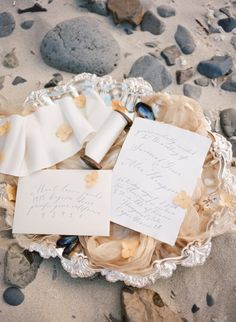 Majestic Oceanside Wedding Inspiration | Photos by Archetype Studio