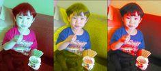 """""""Composición de Imagen con Balance de Color 3"""" Esta imagen tiene un retoque digital utilzando la herramienta de color """"Balance de Color"""". Se ha utilizado una composición de tres imágenes, aplicándose el balance de color en la segunda y tercera imagen"""