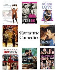 Monday Morning Motivation: Valentine's Day Movies