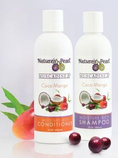 Nature's Pearl: All Natural and Beyond Organic Shampoo and Conditioner for Nature's Pearl