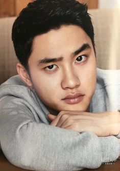 When you don't understand with your friends feel like. Kyungsoo, Chanyeol, Kaisoo, He Makes Me Happy, Exo Korean, Korean Men, Do Kyung Soo, Asian Babies, My Destiny