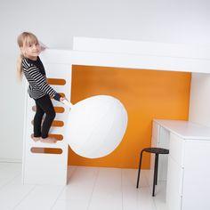 AVA Parvisänky (valkoinen) - AVA Classic Kalusteet - AVA Kerros- ja parvisängyt - AVA Room Oy Home Decor, Decoration Home, Room Decor, Home Interior Design, Home Decoration, Interior Design