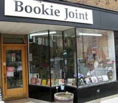The Bookie Joint. Used book store in Traverse City, MI