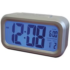 Smart Backlight Alarm Clock - WESTCLOX - 70045