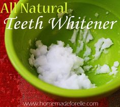 mix equal parts hydrogen peroxide and baking soda to make a paste with it then brush using the solution