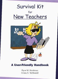 Survival Kit for 1st Year Teachers