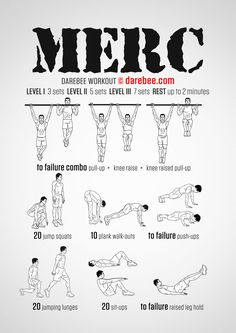 Merc Workout