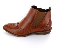 Online Shoes - Damen Chelsea-Boot mit Lochung