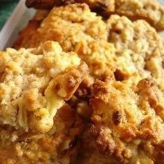 Appel-havermoutkoekjes recept - Overige - Eten Gerechten - Recepten Vandaag