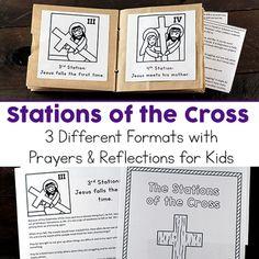 stations of the cross prayers pdf