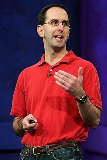 Scott Guthrie, Microsoft Web Tech Guru