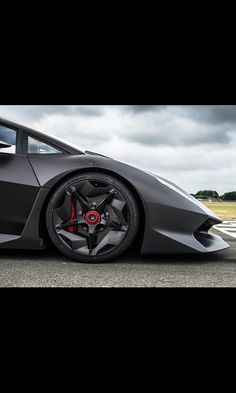 Lamborghini Sesto Elemento Rim
