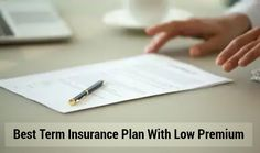 Anyone who buys term insurance gets the benefit of having a life cover at a low rate. This is the greatest benefit of buying term insurance. It is also the reason behind its massive popularity. The best term insurance plan with lowest premium is much sought after. Thankfully, there are many good life insurance companies in India that offer excellent term plans at inexpensive rates. Term Life Insurance, Life Insurance Companies, Life Cover, Life Is Good, Benefit, India, How To Plan, Goa India, Life Is Beautiful
