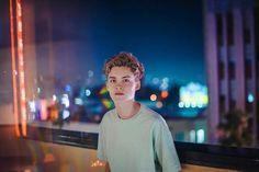 City lights + Reece = Awesome New Hope Club, A New Hope, Blake Richardson, Reece Bibby, Hollywood Records, Three Boys, The Vamps, Book Fandoms, Beautiful Boys
