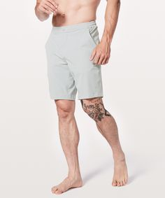 c8c9428cbf Commission Short Swim - Go ahead, jump in the pool—these casual shorts are  also fully functioning swim trunks.