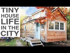 Woman's Experience Living in a Tiny House Long Term - Is It Right for You? - YouTube