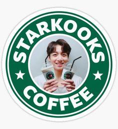 Starkooks Coffee Sticker