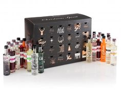 12 best alcoholic advent calendars for Christmas Gin, wine, whisky and beer For better or for worse, Christmas is traditionally a time for gastronomic and beverage-based indulgences, and you don't get much more indulgent than o Alcohol Advent Calendar, Adult Advent Calendar, Advent Calendar Fillers, Advent Calander, Homemade Advent Calendars, Diy Calendar, Advent Calendar Ideas For Adults, Calendar 2018, Very Merry Christmas