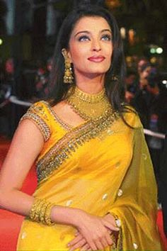 Aishwarya Rai - gold-on-gold + gold!!