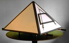 № Pinhole camera Pinhole Camera, Cameras, Shades, Lighting, Diy, Home Decor, Decoration Home, Bricolage, Room Decor