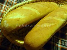 Večky tukové/ VYZKOUŠENO Hot Dog Buns, Hot Dogs, Bread, Food, Brot, Essen, Baking, Meals, Breads