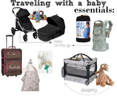 Dennis and Stephanie: Traveling with a baby