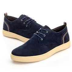 2015 New Stylish Men Casual Shoes Sneakers Comfortable Flats Shoes - US$23.06