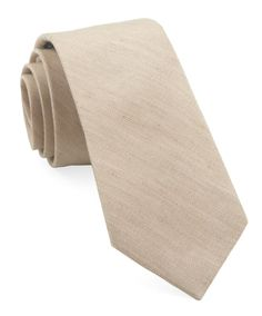 Bhldn Linen Row Sandstone Tie with in. wide x 58 in. Groom Ties, Groom And Groomsmen Attire, Traditional Jacket, Charcoal Suit, Teal Tie, Vest And Tie, My Perfect Wedding, Braided Hairstyles For Wedding