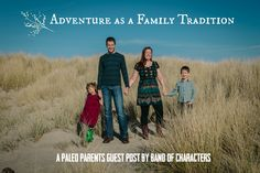 Adventure As A Famil
