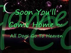 Soon You'll Come Home